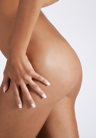 Liposuction permanently removes the adipocytes