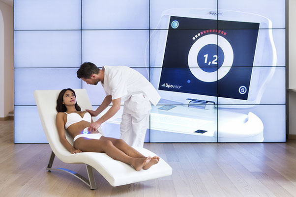Outpatient consultation in HD Liposuction with Lipovisor™